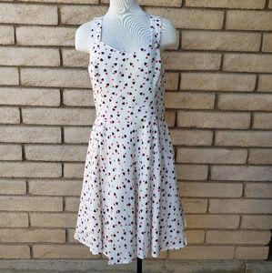 NWOT Lauren Conrad x Disney Minnie Mouse Dress